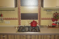 Кухня фабрики Эмфа.
