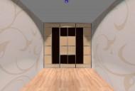 Двери раздвижные.